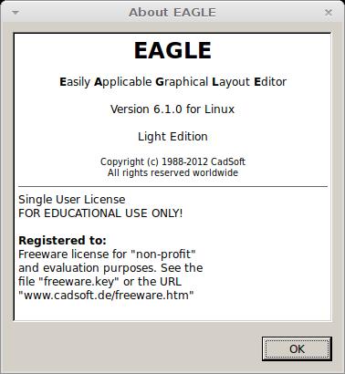 cesareriva.com » cadsoft eagle 32bit 6.1.0.6.2.0.6.3.0 install linux cad